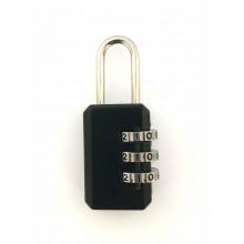 Кодовый замок на чемодан 9001-1 черный