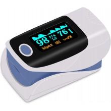 Пульсоксиметр (оксиметр) Fingertip Pulse Oximeter AB-80