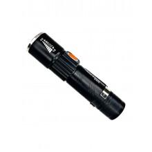 Фонарь ручной светодиодный аккумуляторный BL-616-T6