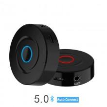 Беспроводной Bluetooth приемник-передатчик AUX с микрофоном BT-218