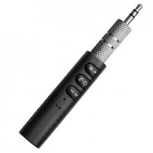 AUX адаптер Hands free  Bluetooth приемник для наушников BT-1 Черный