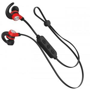 Беспроводные Bluetooth наушники Celebrat A7 Красные