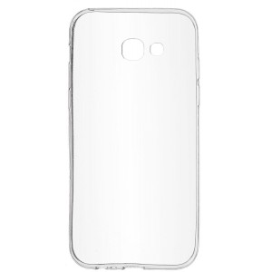 Чехол накладка для Samsung Galaxy A5 2017 Прозрачный