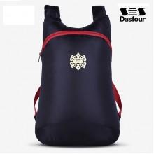 Рюкзак складной в сумку универсальный Dasfour D-RS-1 Черный