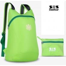 Рюкзак складной в сумку универсальный Dasfour D-RS-2 Зеленый