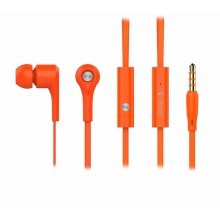 Наушники Celebrat D3 оранжевые