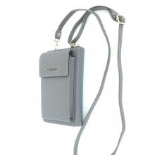 Сумка-кошелек Forever Young F594-3 серый