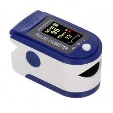 Пульсоксиметр (оксиметр) Fingertip Pulse Oximeter Blue