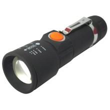 Фонарь ручной светодиодный аккумуляторный GZ-998
