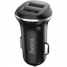 Автомобильное зарядное устройство Hoco Z1 2хUSB 2.1A