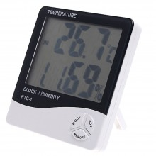 Термометр, гигрометр цифровой HTC-1