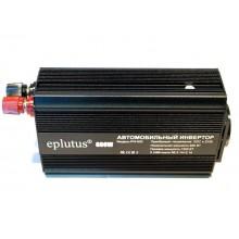 Автомобильный инвертор Eplutus PW-600 на 600 ватт