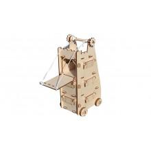 Конструктор деревянный «Осадная башня» КР-1-04