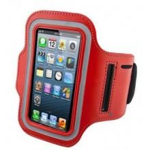 Чехол для телефона на руку для бега 14.5х8  RM1-2 красный