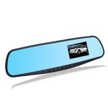 Видеорегистратор-зеркало заднего вида с монитором 2.4 дюйма