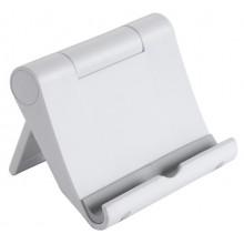 Подставка для телефона настольная Белая