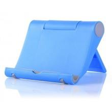 Подставка для телефона настольная Синяя