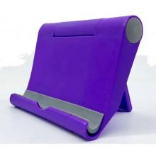 Подставка для телефона настольная Фиолетовая