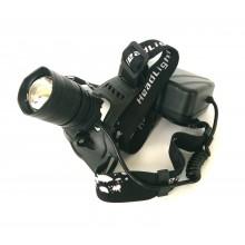 Налобный аккумуляторный фонарь Поиск P-T23-P50
