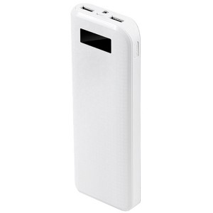 Внешний аккумулятор Remax Power Bank Proda  20000 mAh White
