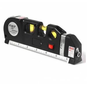 Лазерный уровень Fixit LevelPro3 черный