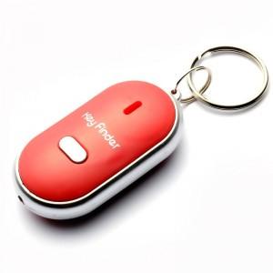 Брелок с функцией поиска ключей QF-315 красный