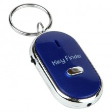 Брелок с функцией поиска ключей QF-315 синий