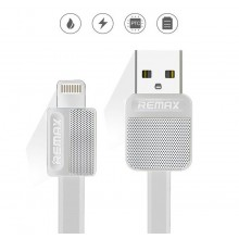 Кабель USB для iPhone Remax Platinum RC-044i Белый