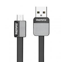 Кабель microUSB Remax Platinum RC-044m Черный