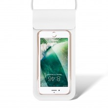 Водонепроницаемый чехол для телефона Rock 4.7 дюйма RPH0867 Белый