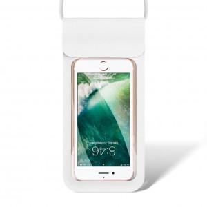 Водонепроницаемый чехол для телефона Rock 4.8-6 дюймов RPH0868 Белый