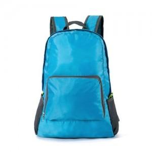 Рюкзак складной в сумку универсальный Синий