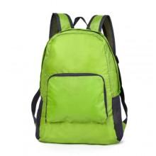 Рюкзак складной в сумку универсальный Зеленый
