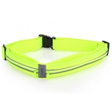 Сумка на пояс для бега Rock Sports Waist Bag Зеленая