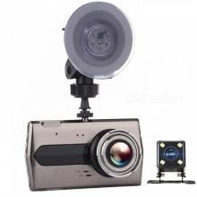 Видеорегистратор Vehicle Blackbox DVR Full HD 1080 T667 с камерой заднего вида