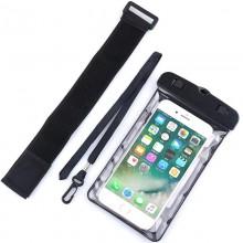 Водонепроницаемый чехол на руку для телефона и документов RN-2
