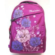 Рюкзак ранец школьный Meinier 803 Бордовый