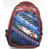 Рюкзак ранец школьный Miqini 6695 Красный