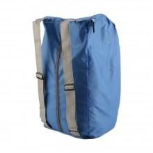 Сумка-рюкзак складной с чехлом Dasfour Синий