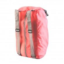 Сумка-рюкзак складной с чехлом Dasfour Красный