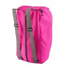 Сумка-рюкзак складной с чехлом Dasfour Розовый