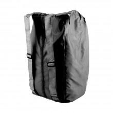 Сумка-рюкзак складной с чехлом Dasfour Черный