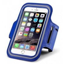 Чехол для телефона на руку для бега 14.5х8 RM1-4 синий