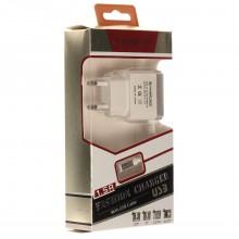 Сетевое зарядное устройство для iPhone AFKA-TECH 1.5А USB с кабелем 8-pin