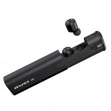 Беспроводные Bluetooth наушники Awei T8 black