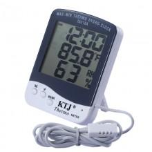 Метеостанция цифровая, термометр, гигрометр KTJ  TA218A