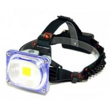 Налобный аккумуляторный фонарь W606