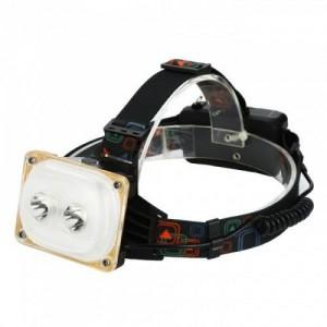 Налобный аккумуляторный фонарь  W617