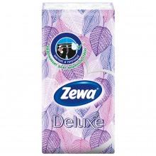 Платки носовые Zewa Deluxe 3-х слойные (1шт)